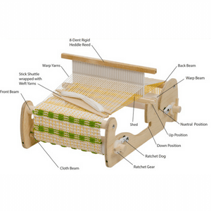 Rigid Heddle Loom Parts