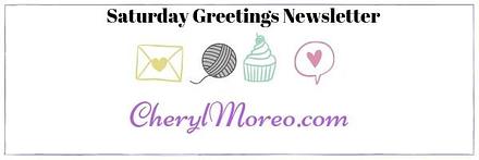 Saturday Greetings Newsletter 86