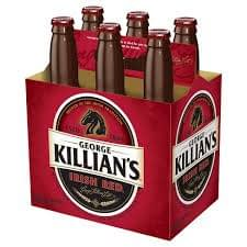Killian's Irish Red Beer
