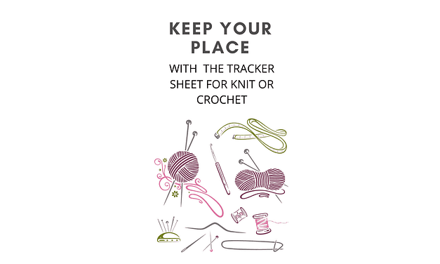 How to Keep Track of Your Knit or Crochet Rows