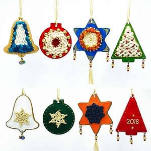 Casa Marengo Christmas Ornament Kit
