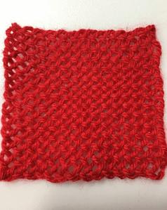 Unblock woven square